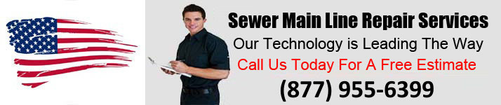 Sewer Main Repair